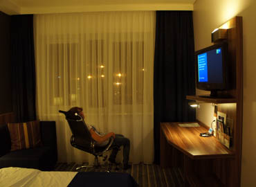 Отель Holiday Inn, Bremen